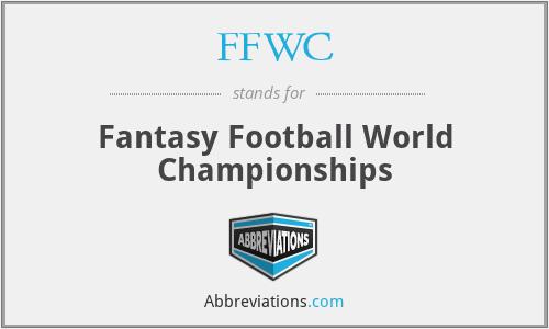 FFWC - Fantasy Football World Championships
