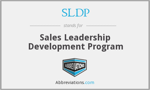 What does SLDP stand for?