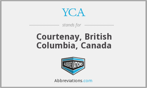 YCA - Courtenay, British Columbia, Canada