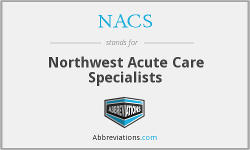 NACS - Northwest Acute Care Specialists