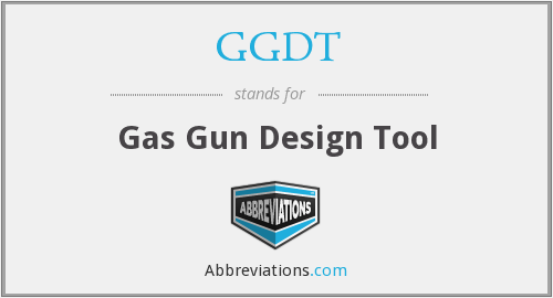 What does GGDT stand for?