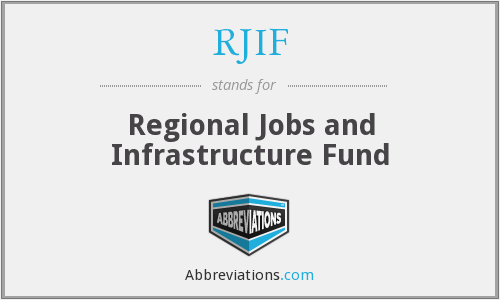 What does RJIF stand for?