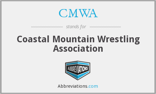What does CMWA stand for?