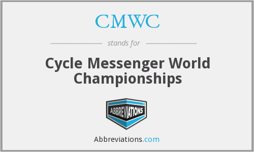 What does CMWC stand for?