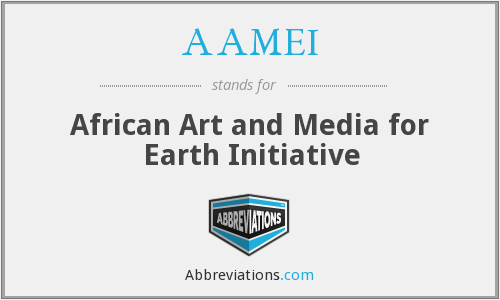 What does AAMEI stand for?