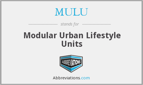 What does MULU stand for?