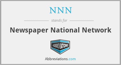 NNN - Newspaper National Network