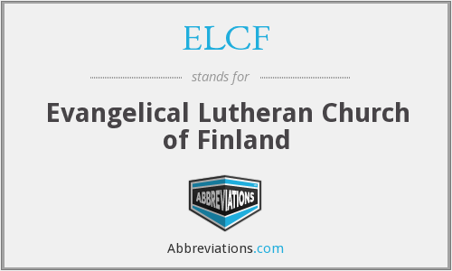 What does ELCF stand for?