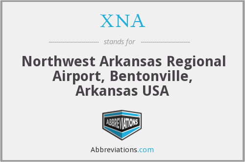 What does XNA stand for?