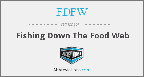 What does FDFW stand for?