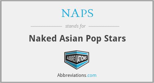 NAPS - Naked Asian Pop Stars