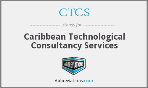 CTCS - Caribbean Technological Consultancy Services