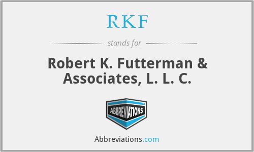 RKF - Robert K. Futterman & Associates, L. L. C.