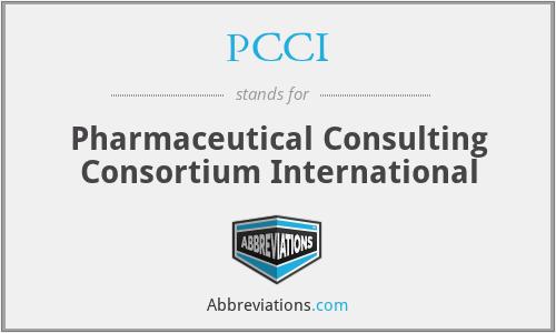 PCCI - Pharmaceutical Consulting Consortium International