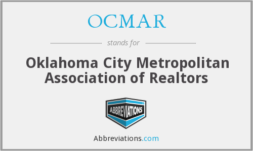 What does OCMAR stand for?