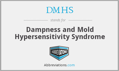 What does DMHS stand for?