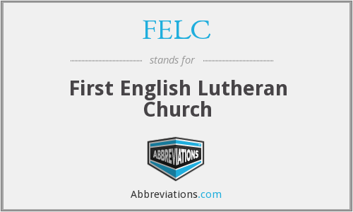 What does FELC stand for?
