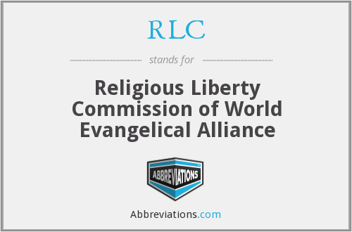 RLC - Religious Liberty Commission of World Evangelical Alliance