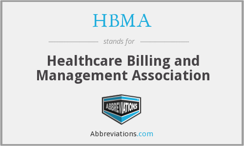 What does HBMA stand for?