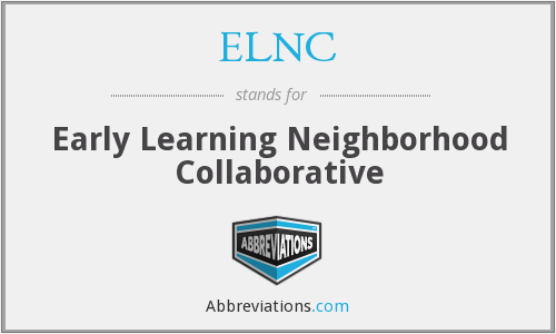 What does ELNC stand for?