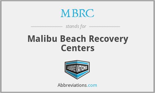 MBRC - Malibu Beach Recovery Centers