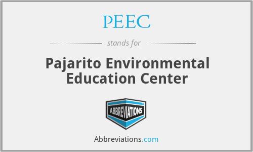 PEEC - Pajarito Environmental Education Center