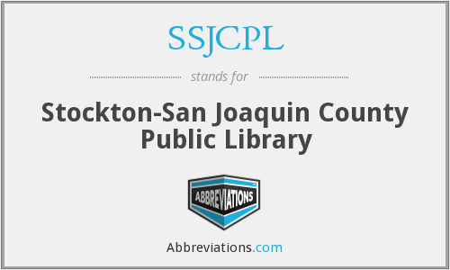 What does SSJCPL stand for?