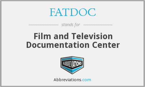 What does FATDOC stand for?