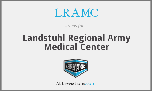 What does LRAMC stand for?