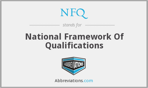 What does NFQ stand for?