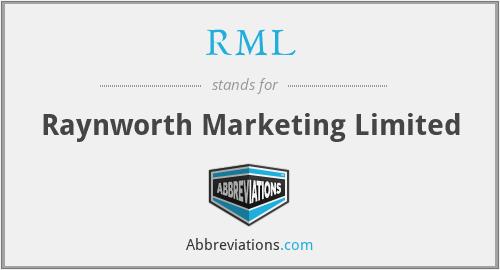 RML - Raynworth Marketing Limited