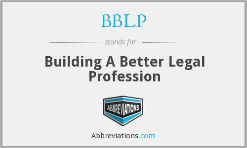 What does BBLP stand for?