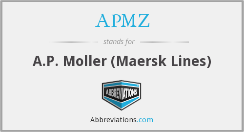 What does APMZ stand for?
