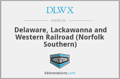 What does DLWX stand for?