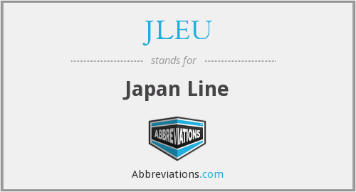What does JLEU stand for?