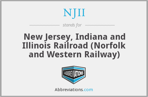 What does NJII stand for?