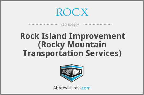 What does ROCX stand for?