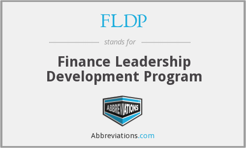 What does FLDP stand for?