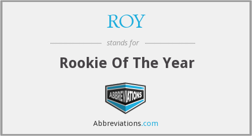 What does rookie stand for?