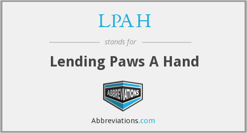 What does LPAH stand for?
