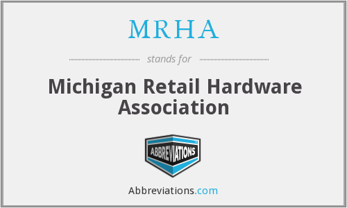 What does MRHA stand for?