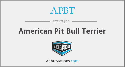 What does APBT stand for?