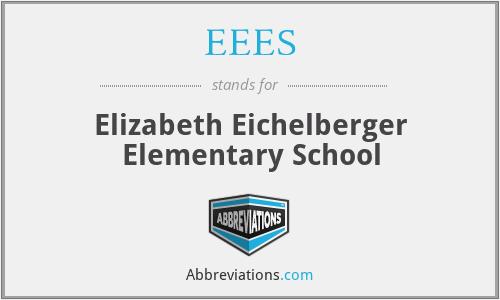 EEES - Elizabeth Eichelberger Elementary School