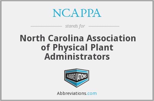 What does NCAPPA stand for?