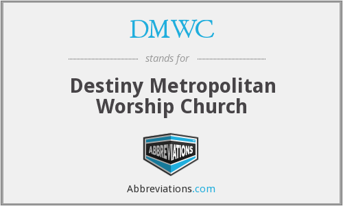 What does DMWC stand for?