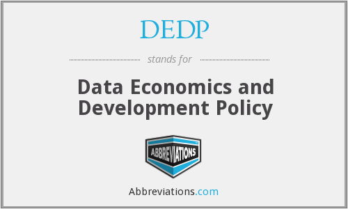 What does DEDP stand for?