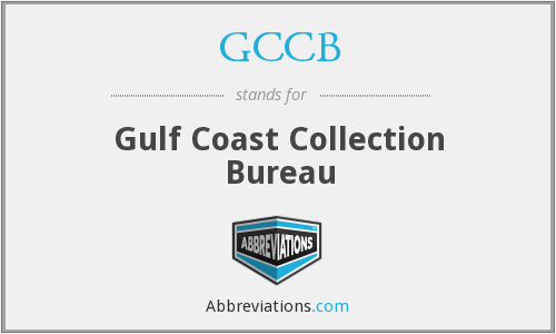 GCCB - Gulf Coast Collection Bureau