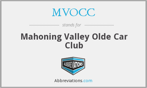 What does MVOCC stand for?