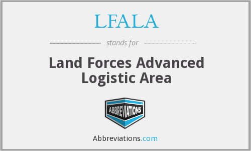What does LFALA stand for?
