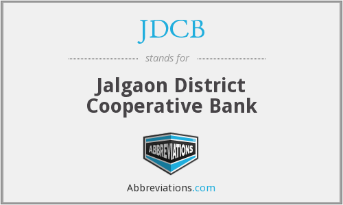 What does JDCB stand for?